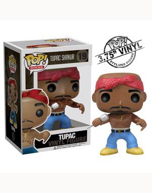 Just kidding, y'all. We all know that Tupac bobble heads are PRICELESS.