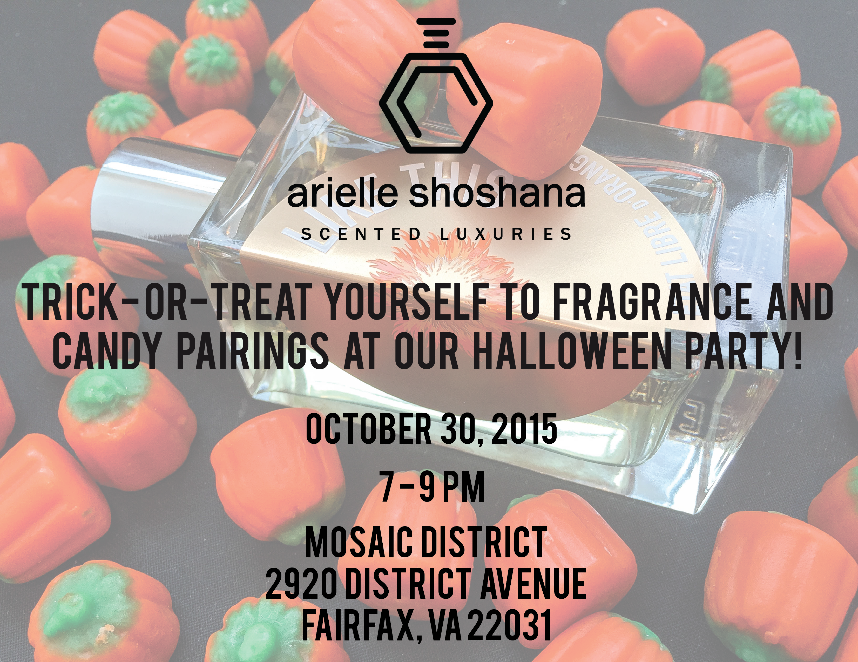 Arielle Shoshana Halloween Party! – SCENTS OF SELF